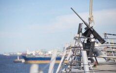 USS Donald Cook in Klaipėda