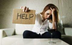 Susirūpinęs skaitytojas: kokią žinutę siunčiame priklausomiems asmenims?