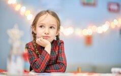 Neverskite vaiko per prievartą daryti šių dalykų