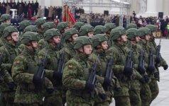Госсовет по обороне Литвы предлагает в 2018 году выделить на оборону 2,07% ВВП
