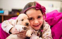 Kiek reikia draudimų vaikui, kad jis užaugtų laimingas?