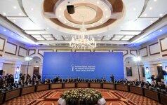 В Астане начались переговоры о мирном урегулировании в Сирии
