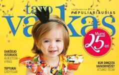 Nusifotografuok su TAVO VAIKO žurnalu ir laimėk dovanų (REZULTATAI)