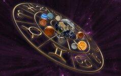 Savaitės horoskopas: laukia itin nerami savaitė
