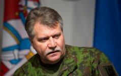 Жукас: если общественность обвинит в подрыве имиджа армии - уйду