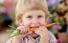 Vaikų mityba: gydytojo rekomendacijos, padėsiančios išvengti nutukimo, išsekimo ir alergijų