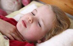 2 bjaurios ligos, be kurių neužauga, ko gero, nė vienas