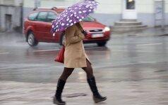 Погода: после мрачных выходных ожидается потеплее