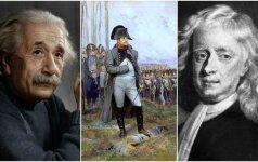 10 pasaulio istoriją pakeitusių ankstukų