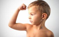 Kaip užauginti vaiką - lyderį?