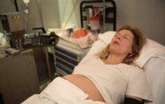 Kodėl vienos gimdydamos jaučia nežmonišką skausmą, o kitos – daug mažesnį