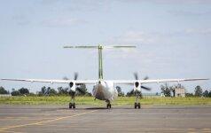 Пассажиропоток аэропортов Литвы вырос на 13%