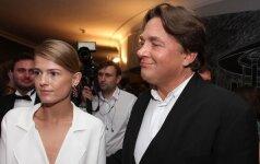 56-летний Константин Эрнст женился на модели