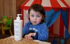 Atopiniu dermatitu sergančio Vyčio istorija