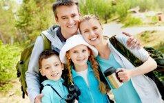 Milžiniškas šeimos savaitgalis: keliaujame po 11 įdomiausių Kernavės kampelių