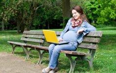 6 nėštumo savaitė: vaikelio širdis plaka dvigubai greičiau, negu mamos