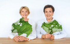 Vilnietės Natalija Pronckienė (kairėje) ir Saulina Jegelevičienė džiaugiasi atradusios širdžiai mielą užsiėmimą