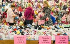 Vilniuje prasideda MAMŲ MUGĖ (FOTO)
