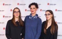Aktorė Kristina Savickytė: esu mušta ir mušusi, reikėjo ir psichologų pagalbos