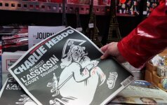 Сотрудникам Charlie Hebdo угрожают убийством
