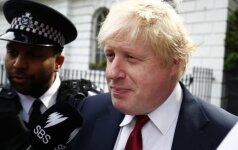 Корни министрa и сторонника Brexit Бориса Джонсона ведут в Литву