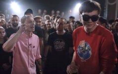 Шесть СМИ оштрафуют за публикацию видео с баттлом Oxxxymiron и Гнойного