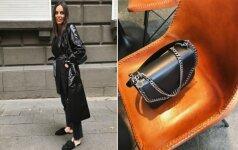 Stiliaus dosjė. Kaip rudeniui savo spintą atnaujino stilistė Irina Cybina?