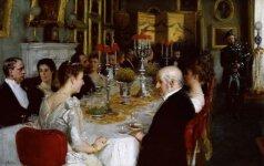 Supratę, kas dėjosi Oginskių virtuvėje, geriau pažinsime ne tik šią giminę, bet ir epochą