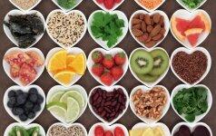 10 patarimų, kaip maitintis, norint sumažinti cholesterolio kiekį