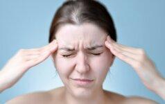 3 žingsnių testas, kuris padės atpažinti insultą