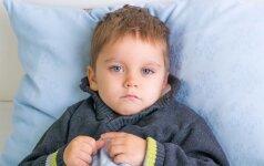 KOSULYS: kada galima gydyti namie, o kada skubėti pas gydytoją