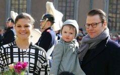 Karališkos šeimos atžala lankys netradicinį darželį FOTO