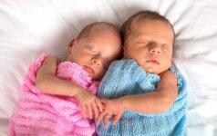 Stilingosios dvynės – kylančios Instagram žvaigždės (FOTO)
