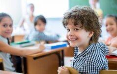Mokslininkai nustatė, kurį mėnesį pradėti vaikai turi problemų mokykloje