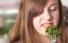 Išrankus maistui vaikas: kaip pripratinti paragauti naujų patiekalų?