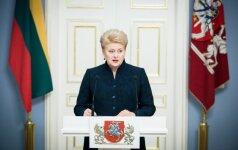 Президент Литвы: программа правительства вымощена благими намерениями