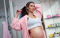 Nėštumo kalendorius. 14 savaitė