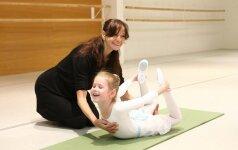Eglė Špokaitė apie baletą, vaikus ir tai lydinčius mitus FOTO