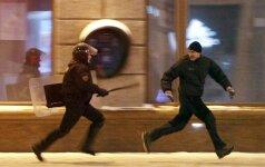 Те ли люди служат в белорусской милиции?