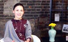 Aktorė Miglė Polikevičiūtė: motinystė yra nuolatinis procesas