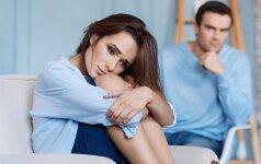 Vyras vaikus auginusiai žmonai: tu nieko neuždirbai ir skyrybų metu negausi nieko