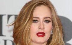 Kodėl šį rudenį verta kopijuoti dainininkės Adele makiažą
