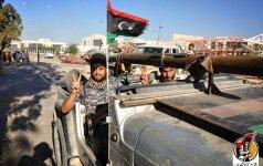 Французские СМИ: Сирт освобожден, но Ливия остается расколотой