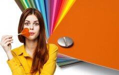 BUS NETIKĖTA: išsirink spalvą ir sužinok, ką ji išduoda apie tave