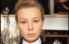 Menininkė Audronė Vaupšienė: nesuprantu, kaip moteris gali nenorėti turėti vaikų