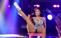Ups... silikoninis Nicki Minaj užpakaliukas