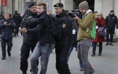 Задерживаем всех: в Минске продолжаются задержания