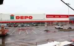 Prekybos centras Depo Klapėdoje