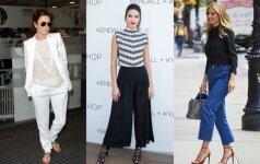 Stilingi variantai, kaip darbe atrodyti vasariškai ir moderniai