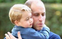 7 įsimintinos princo mintys apie tėvystę ir vaikus